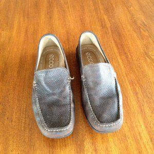 ECCO Brown Soft Slip-on Loafer  Men's Size 6-6.5